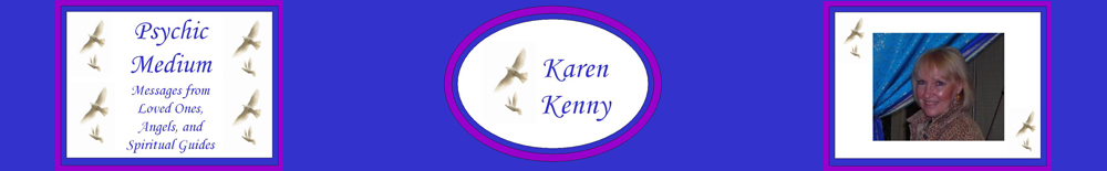 Karen Kenny, Psychic Medium